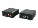 Комплект беспроводной передачи видеосигнала Bada 3W-804